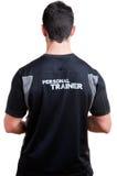 Личный тренер стоковые фотографии rf