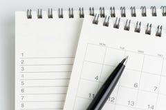 Личный yearly сделать списки или разрешение ` s Нового Года или жулика плана стоковые фотографии rf