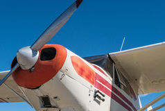 Лидер волынщика PA-20 Стоковое Изображение RF