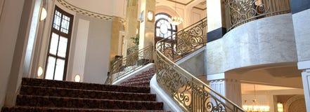 лобби гостиницы знамени Стоковые Фотографии RF