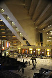 Лобби гостиницы Лас-Вегас Луксора Стоковое фото RF