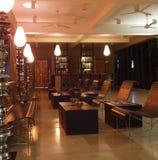лобби гостиницы Стоковое фото RF