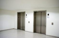 лобби залы лифта Стоковые Изображения RF