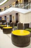 Лобби и салон гостиницы Стоковые Фото