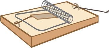 ловушка мыши Стоковое Изображение