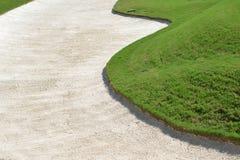 Ловушка песка Стоковые Фото