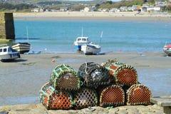 Ловушки омара стоковая фотография