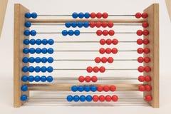 Логарифмическая линейка, показывая цифр 2 Стоковое фото RF