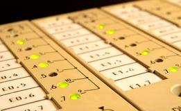 логика controler programmable Стоковые Фотографии RF