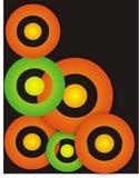 логос графика дела Стоковое фото RF