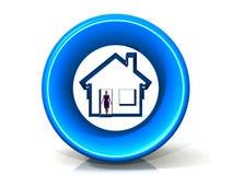 логос дома бесплатная иллюстрация