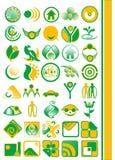 логос иллюстрации Стоковое фото RF