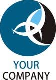 логос компании ваш Стоковая Фотография