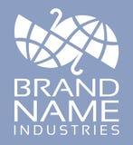 логос компании ваш Стоковое фото RF