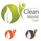 логос компании Стоковые Изображения RF