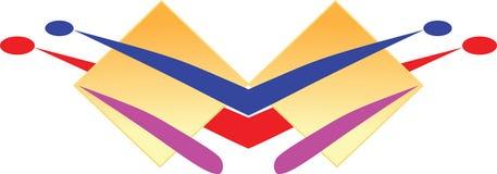 логос малый Стоковые Фотографии RF