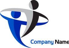 логос пар Стоковая Фотография RF