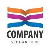 Логос universiade вектора Стоковая Фотография RF