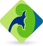 логос почки иллюстрация вектора