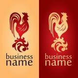 Логос с краном Стоковая Фотография