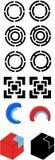 логос просто Стоковые Фотографии RF