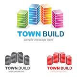 логос снабжения жилищем бесплатная иллюстрация