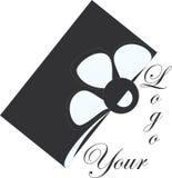 логос стильный Иллюстрация штока