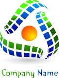 логос стильный Стоковые Фотографии RF