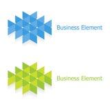 логос элемента конструкции Стоковые Изображения