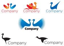 логос 02 собраний Стоковое Изображение RF
