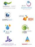 логос 3D Стоковое Фото