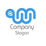 логос Стоковая Фотография