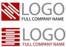 логос Стоковое Изображение