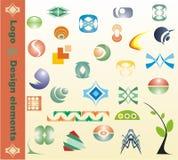 логос Стоковое Изображение RF