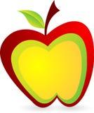 Логос Apple Стоковое фото RF