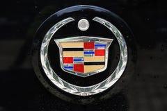 логос cadillac стоковая фотография
