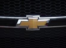 логос chevrolet стоковые изображения