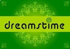 Логос Dreamstime Стоковые Изображения