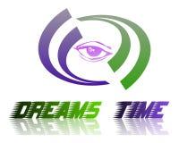 логос dreamstime Стоковые Фото