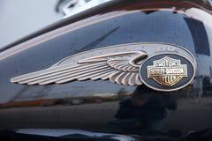 Логос Harley Davidson Стоковое Изображение