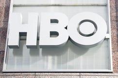 логос hbo Стоковое Фото