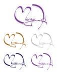 логос ki munay Стоковое фото RF