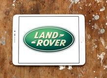 Логос Land Rover Стоковое Изображение RF