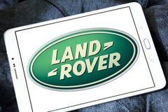 Логос Land Rover Стоковые Фото