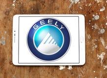 Логотип автомобиля Geely Стоковое фото RF