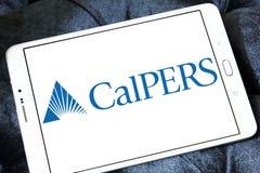 Логотип агенства CalPERS стоковое фото