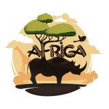 логотип Африки