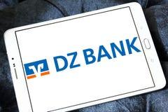 Логотип банка DZ Стоковые Фотографии RF
