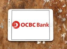 Логотип банка OCBC Стоковая Фотография