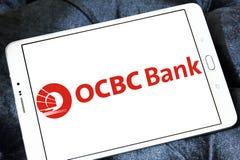 Логотип банка OCBC Стоковая Фотография RF